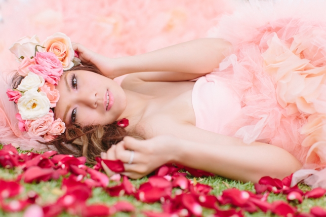 Cuckoo Cloud Concepts Alexis Mendoza Debut Photoshoot Whimsical Fairytale Princess and the Pea Pod Flowers Cebu Stylist -25