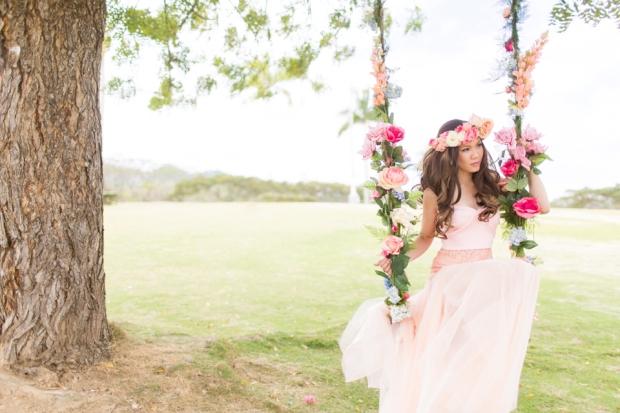 Cuckoo Cloud Concepts Alexis Mendoza Debut Photoshoot Whimsical Fairytale Princess and the Pea Pod Flowers Cebu Stylist -32