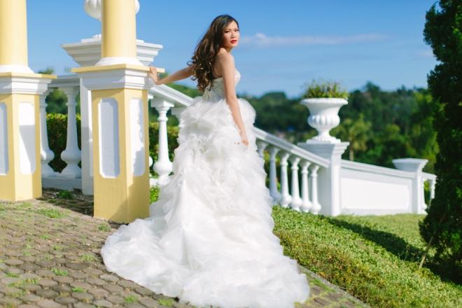 Cuckoo Cloud Concepts Alexis Mendoza Debut Photoshoot Whimsical Fairytale Princess and the Pea Pod Flowers Cebu Stylist -38