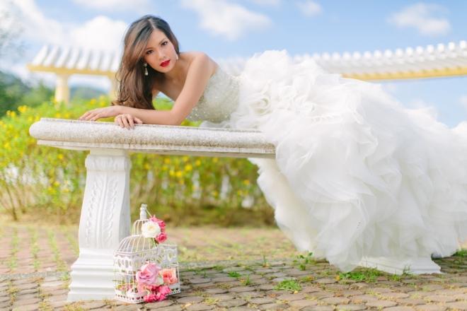 Cuckoo Cloud Concepts Alexis Mendoza Debut Photoshoot Whimsical Fairytale Princess and the Pea Pod Flowers Cebu Stylist -39