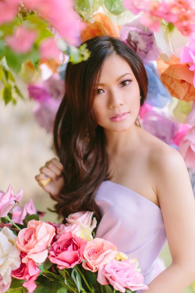 Cuckoo Cloud Concepts Alexis Mendoza Debut Photoshoot Whimsical Fairytale Princess and the Pea Pod Flowers Cebu Stylist -4