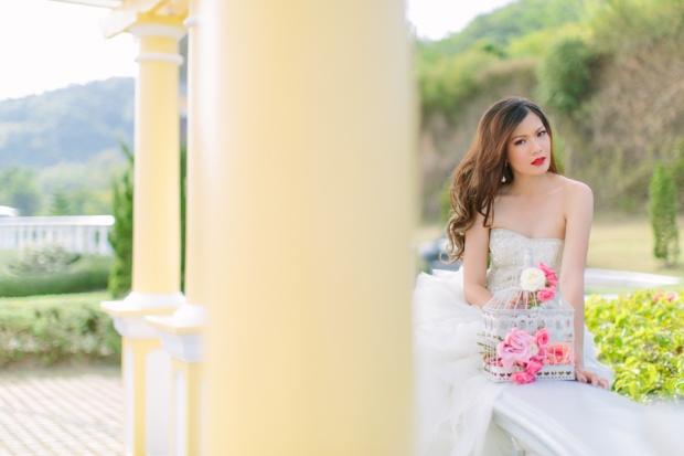 Cuckoo Cloud Concepts Alexis Mendoza Debut Photoshoot Whimsical Fairytale Princess and the Pea Pod Flowers Cebu Stylist -41