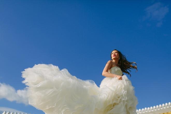 Cuckoo Cloud Concepts Alexis Mendoza Debut Photoshoot Whimsical Fairytale Princess and the Pea Pod Flowers Cebu Stylist -42