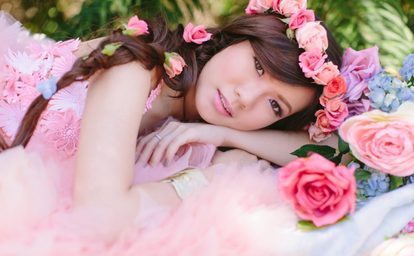In Her Own Fairytale: Alexis Pre-DebutSession