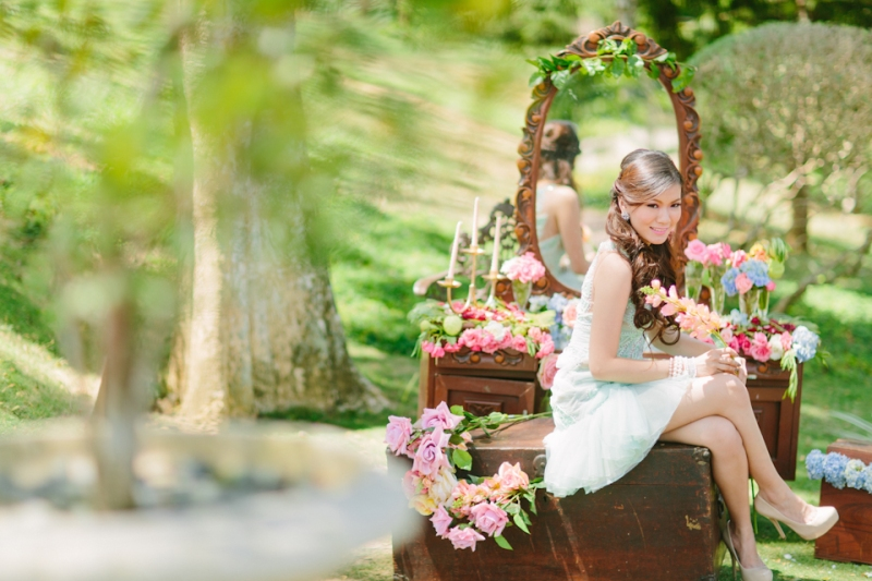 Cuckoo Cloud Concepts Alexis Mendoza Debut Photoshoot Whimsical Fairytale Princess and the Pea Pod Flowers Cebu Stylist -52