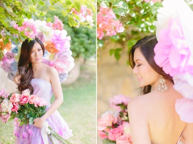 Cuckoo Cloud Concepts Alexis Mendoza Debut Photoshoot Whimsical Fairytale Princess and the Pea Pod Flowers Cebu Stylist -60