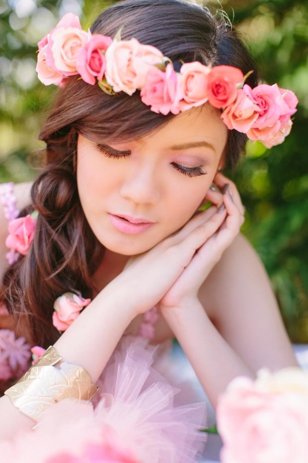 Cuckoo Cloud Concepts Alexis Mendoza Debut Photoshoot Whimsical Fairytale Princess and the Pea Pod Flowers Cebu Stylist -7