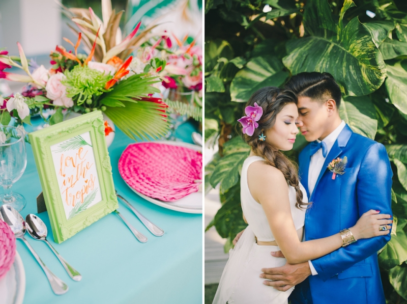 Cuckoo Cloud Concepts Forever and a Day 2015 FAAD Cebu Event Stylist Set Love in the Tropics Tropical Wedding Editorial-25