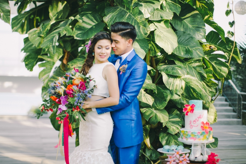 Cuckoo Cloud Concepts Forever and a Day 2015 FAAD Cebu Event Stylist Set Love in the Tropics Tropical Wedding Editorial-26