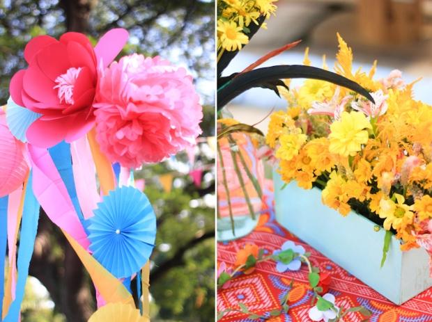 Cuckoo Cloud Concepts Noa Chiongbian First Birthday Noachelle Coachella Inspired Bohemian Teepee Paradise Village Park-14