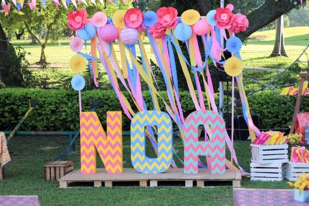 Cuckoo Cloud Concepts Noa Chiongbian First Birthday Noachelle Coachella Inspired Bohemian Teepee Paradise Village Park-4