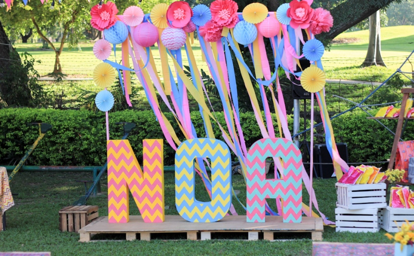 Noachella: A Coachella-Inspired Party for Noa