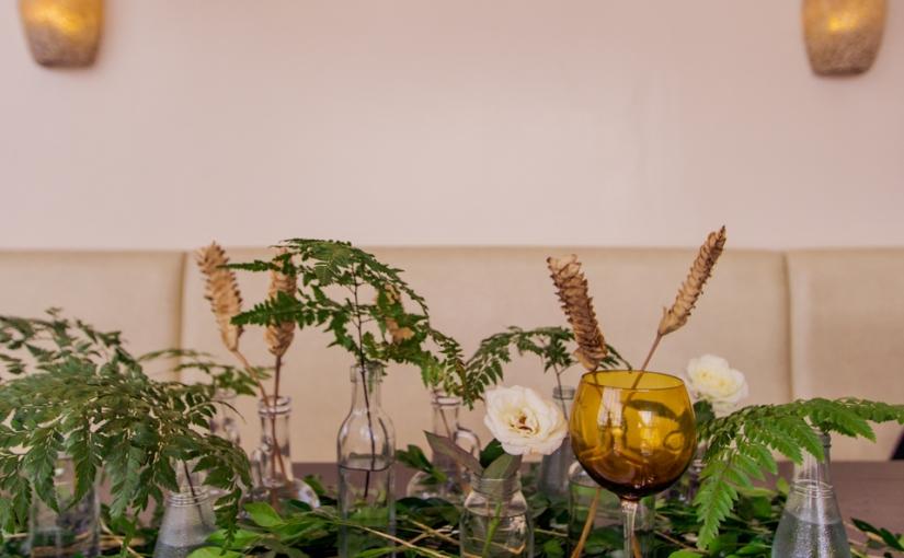 Foliage Love: Sam & MargeWedding