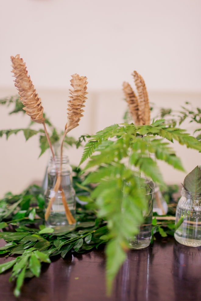 Cuckoo Cloud Concepts Sam and Marge Rustic Wedding Organic Foliage Naked Cake Neutrals -11
