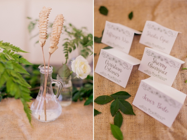 Cuckoo Cloud Concepts Sam and Marge Rustic Wedding Organic Foliage Naked Cake Neutrals -26