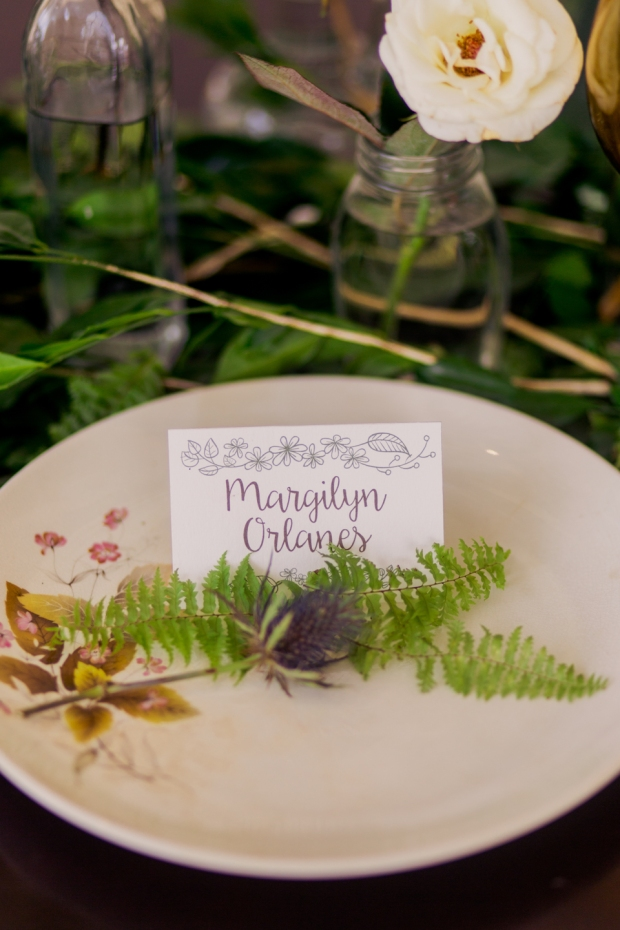 Cuckoo Cloud Concepts Sam and Marge Rustic Wedding Organic Foliage Naked Cake Neutrals -7