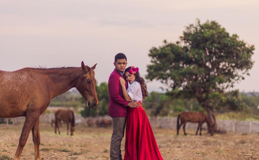 Peruvian Influence: Marc & Kit EngagementSession