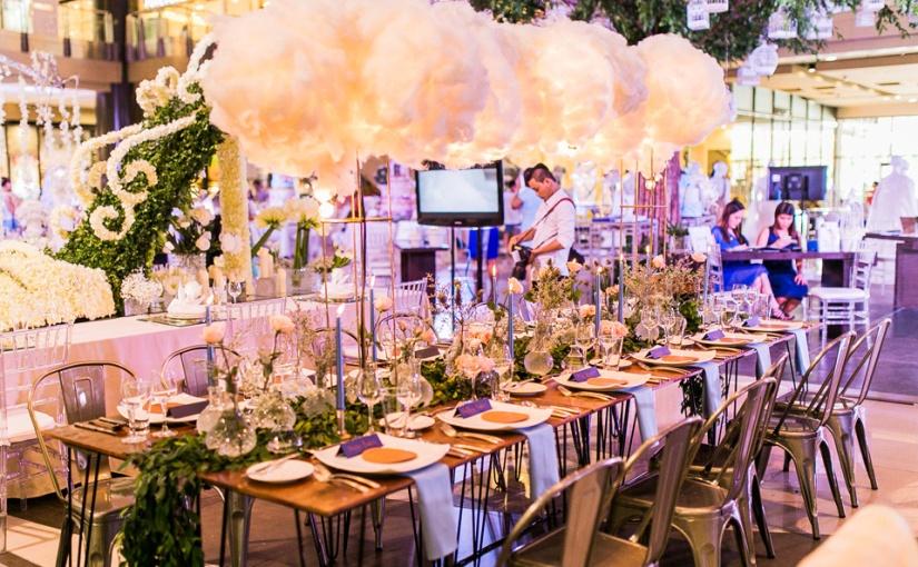Head on the Clouds: Radisson Blu Bridal Fair2016