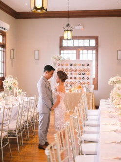 Civil Wedding Venue Season Love