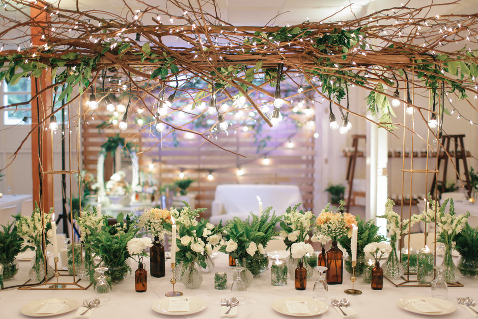 Rent greenery for wedding