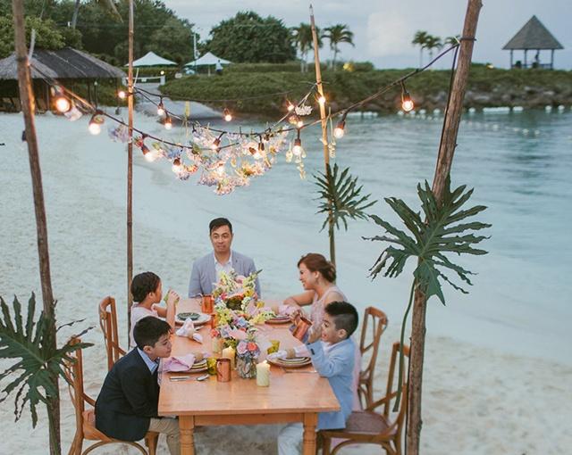 Beach Holiday: Eustaquio FamilySession