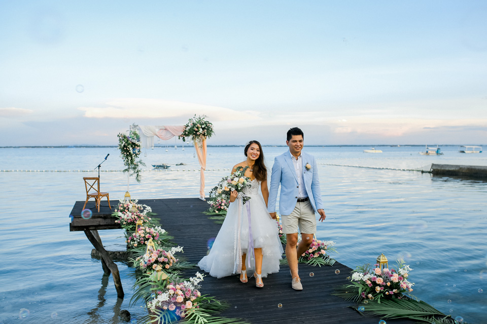 Cuckoo Cloud Concepts Mitchell & Therese Tropical Pastels Up Movie Inspired Wedding Cebu Event Stylist 33cuckoocloudconcepts