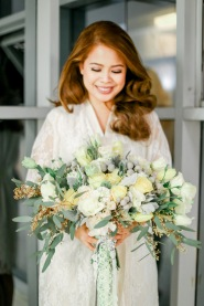 Yellows & Greys for Lovely Yza | photo by Blinkbox Photos