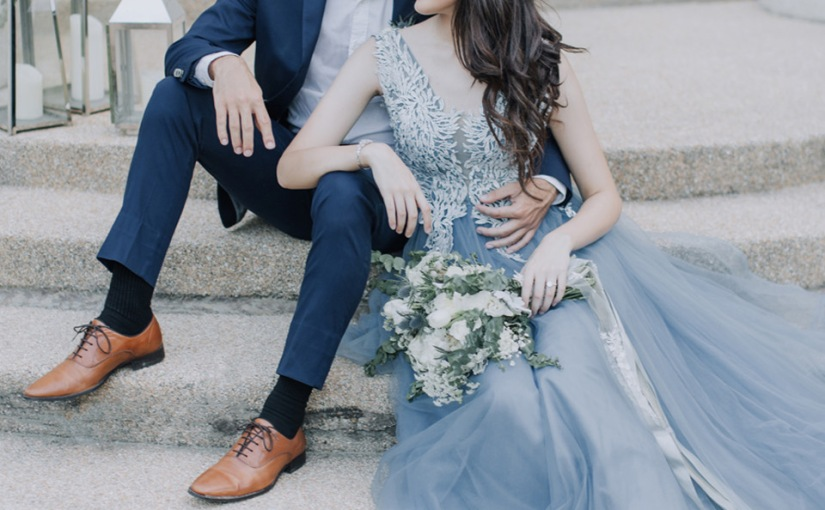 Something Blu: Weddings at the Blu Editorial 2018
