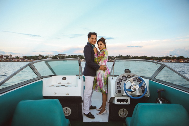 Cuckoo Cloud Concepts Glenn & Krizia Vintage Inspired Cruising Engagement Session Cebu Event Stylist 117