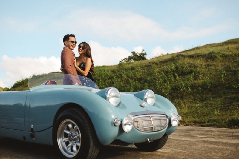 Cuckoo Cloud Concepts Glenn & Krizia Vintage Inspired Cruising Engagement Session Cebu Event Stylist 14