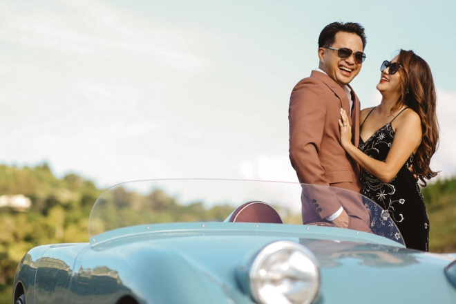 Cuckoo Cloud Concepts Glenn & Krizia Vintage Inspired Cruising Engagement Session Cebu Event Stylist 16
