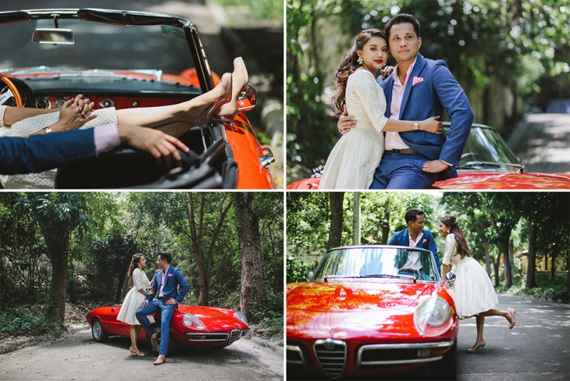 Cuckoo Cloud Concepts Glenn & Krizia Vintage Inspired Cruising Engagement Session Cebu Event Stylist 55
