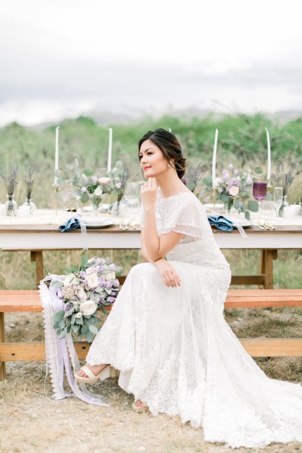 Cuckoo Cloud Concepts Soigne A Lavender-Inspired Editorial Wedding Stylist Cebu Event Stylist 10