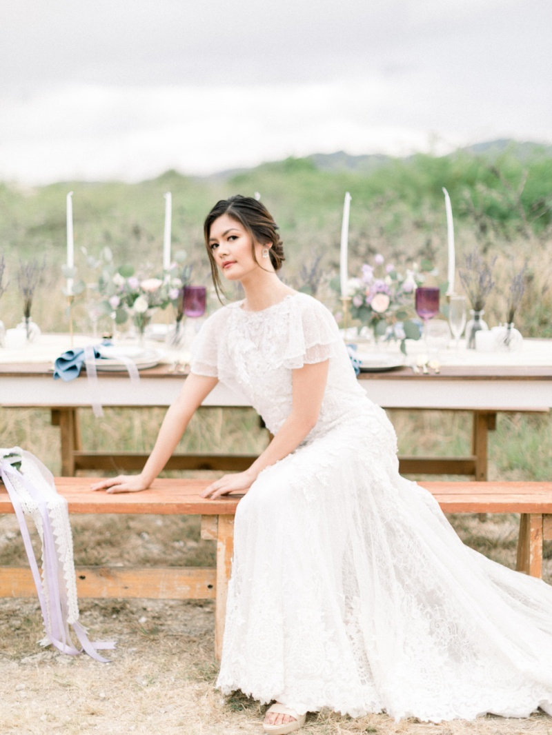 Cuckoo Cloud Concepts Soigne A Lavender-Inspired Editorial Wedding Stylist Cebu Event Stylist 15