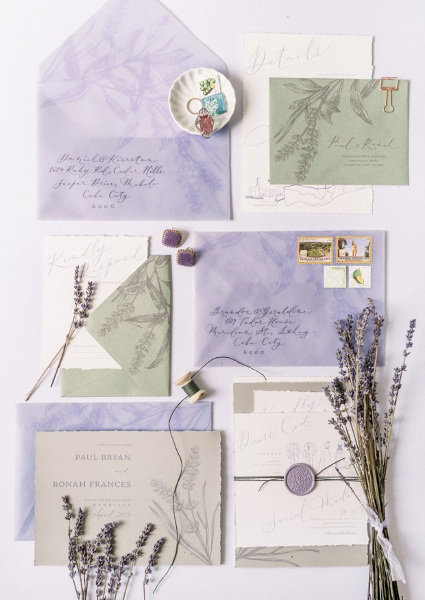 Cuckoo Cloud Concepts Soigne A Lavender-Inspired Editorial Wedding Stylist Cebu Event Stylist 17