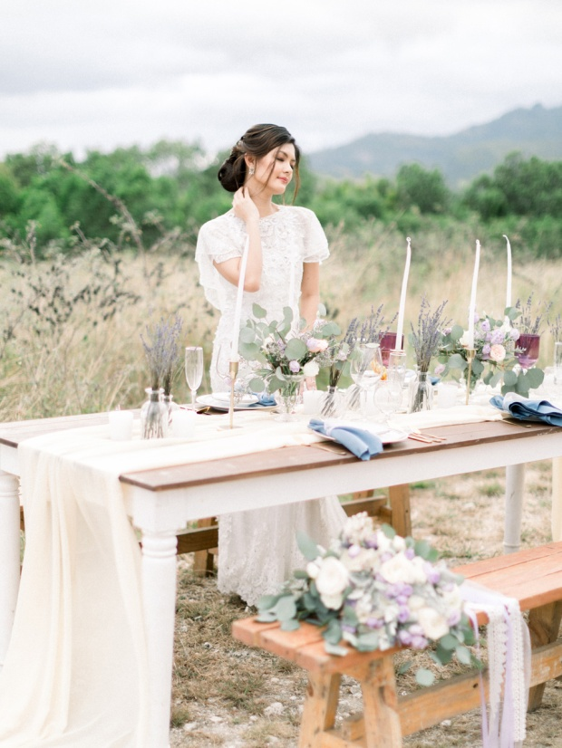 Cuckoo Cloud Concepts Soigne A Lavender-Inspired Editorial Wedding Stylist Cebu Event Stylist 24