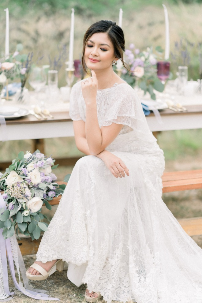 Cuckoo Cloud Concepts Soigne A Lavender-Inspired Editorial Wedding Stylist Cebu Event Stylist 42
