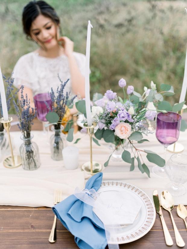 Cuckoo Cloud Concepts Soigne A Lavender-Inspired Editorial Wedding Stylist Cebu Event Stylist 45