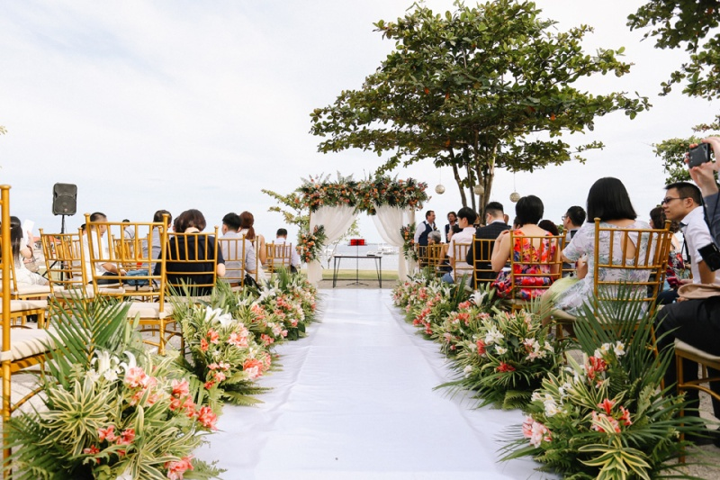Cuckoo Cloud Concepts Wiggy & Dawn Tropical Elegant Wedding Stylist Cebu Event Stylist 06