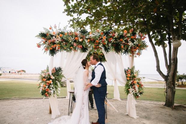 Cuckoo Cloud Concepts Wiggy & Dawn Tropical Elegant Wedding Stylist Cebu Event Stylist 11