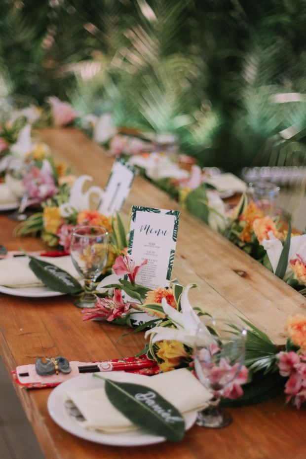Cuckoo Cloud Concepts Wiggy & Dawn Tropical Elegant Wedding Stylist Cebu Event Stylist 25
